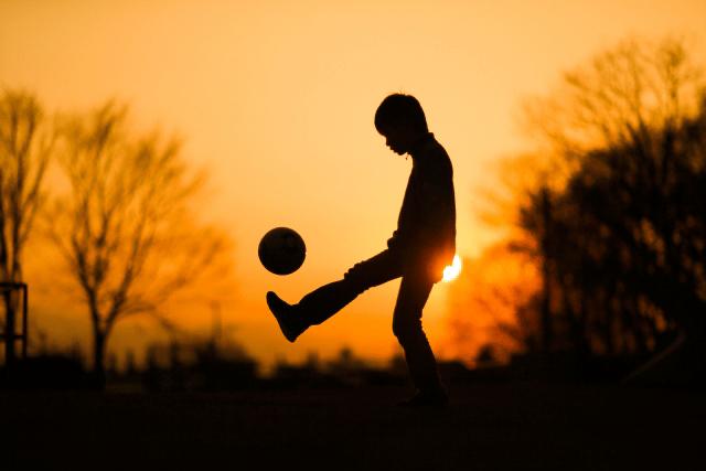サッカーから学んだ目標達成のコツ